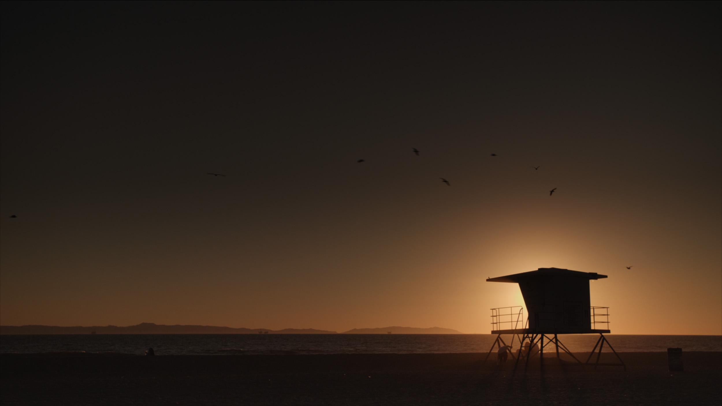 sunset at long beach by jevgenij tichonov.jpg