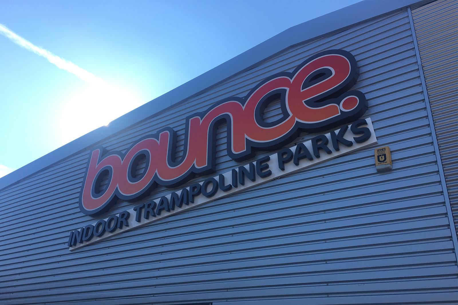 Bounce Indoor Trampoline Park, Peterborough