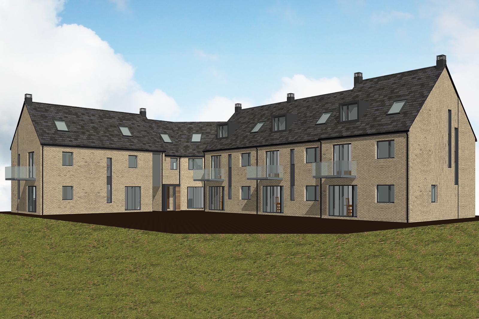 Residential Scheme, Papworth