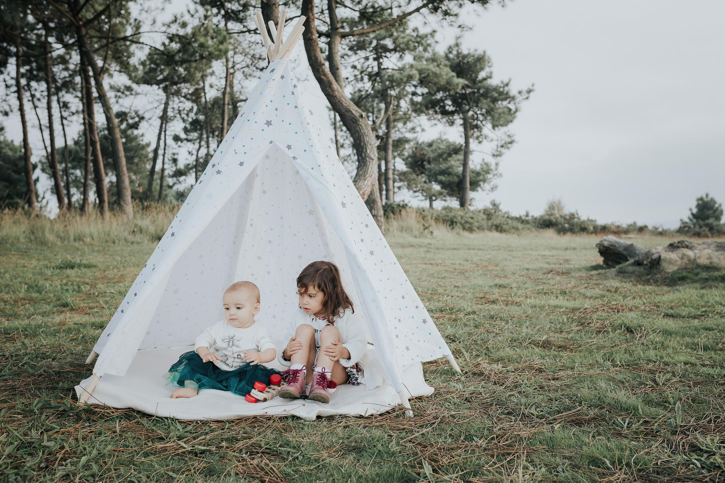 Sesión infantil realizada por en fotografo infantil Johanna Arias Fotografo en Asturias