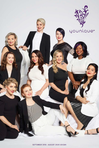 See the 2019 / 2020 edition of the Younique catalog here! - Simply choose your country from the list below to download.