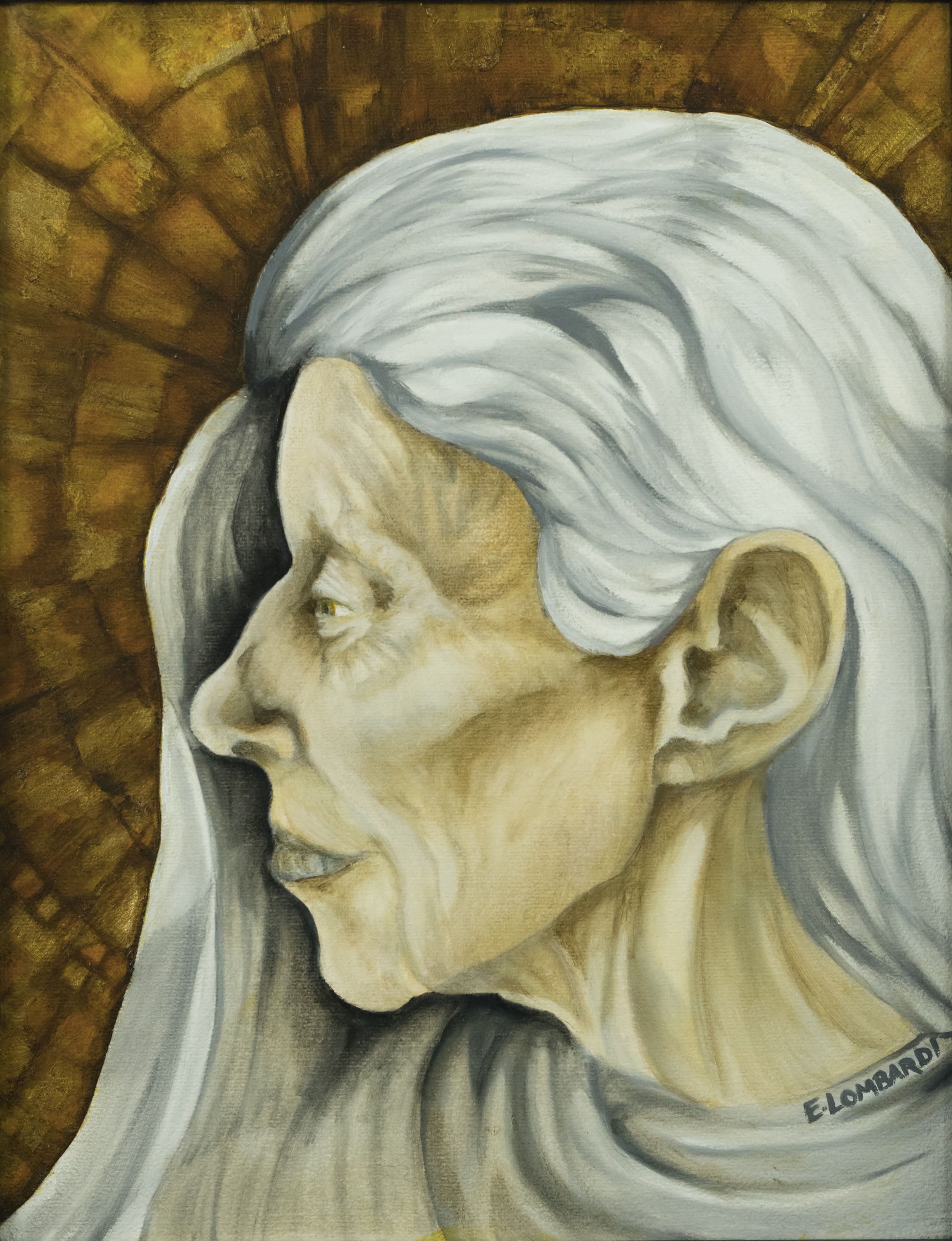 Portrait of Mother