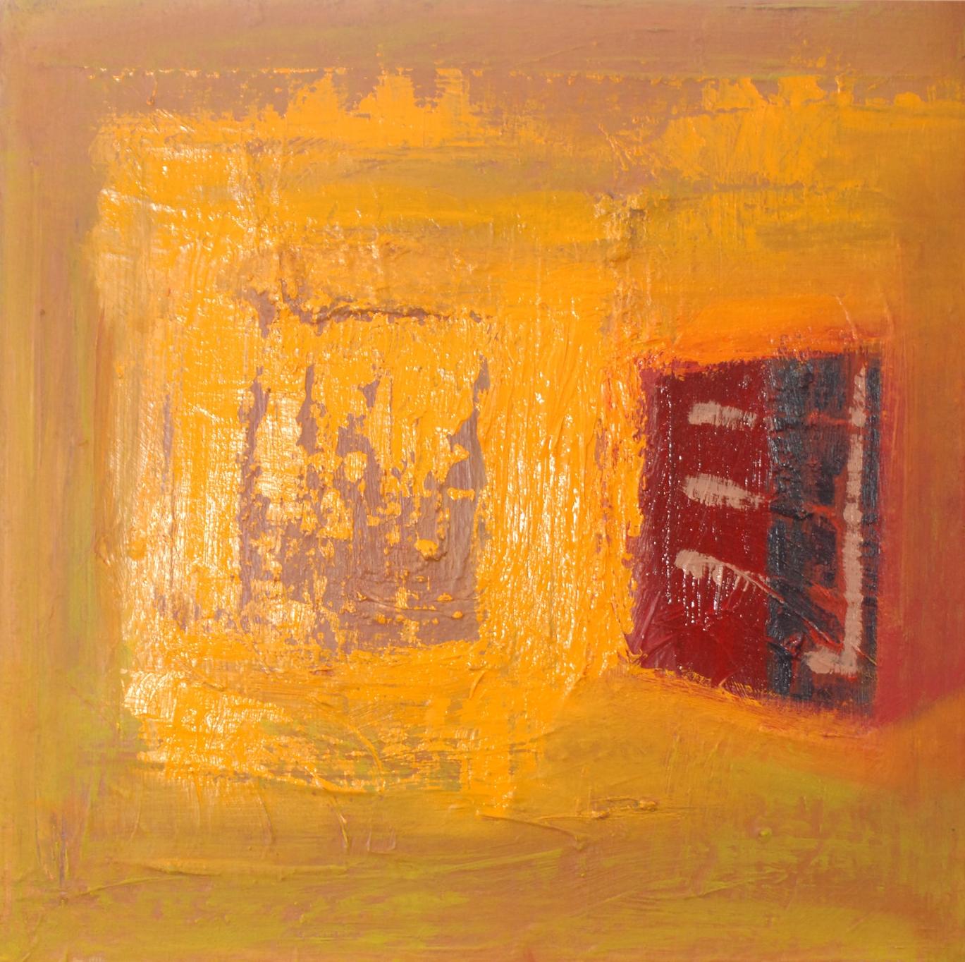 Dialogue - Oil on Canvas | 30cm x 30cm | 2017