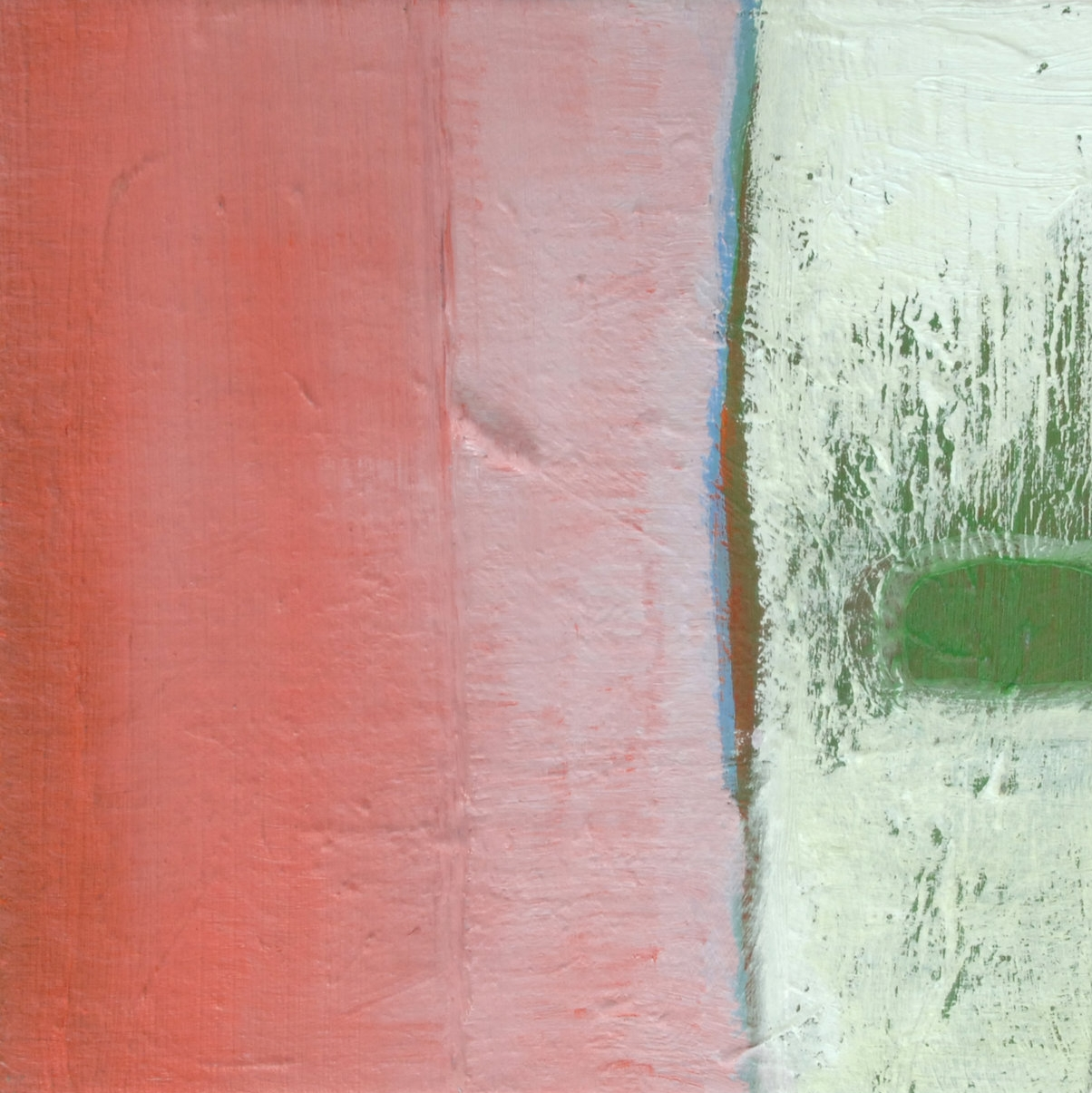 Interstice of Thought - Oil on Canvas | 10cm x 10cm | 2013