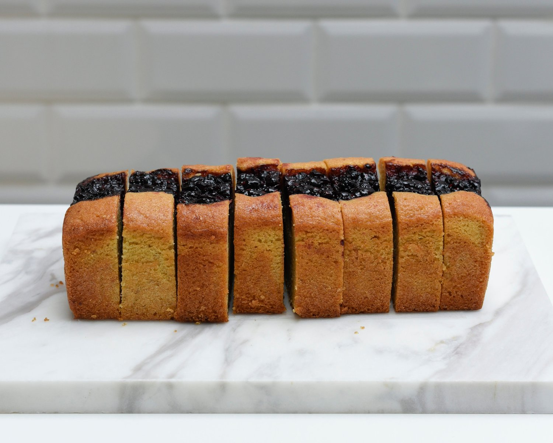 Forest Berry Tea Cake Tiann S