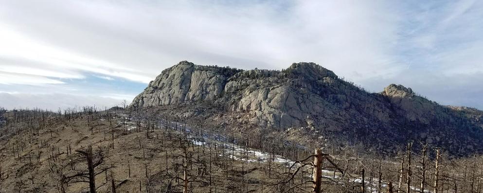 greyrock wintersteen trail