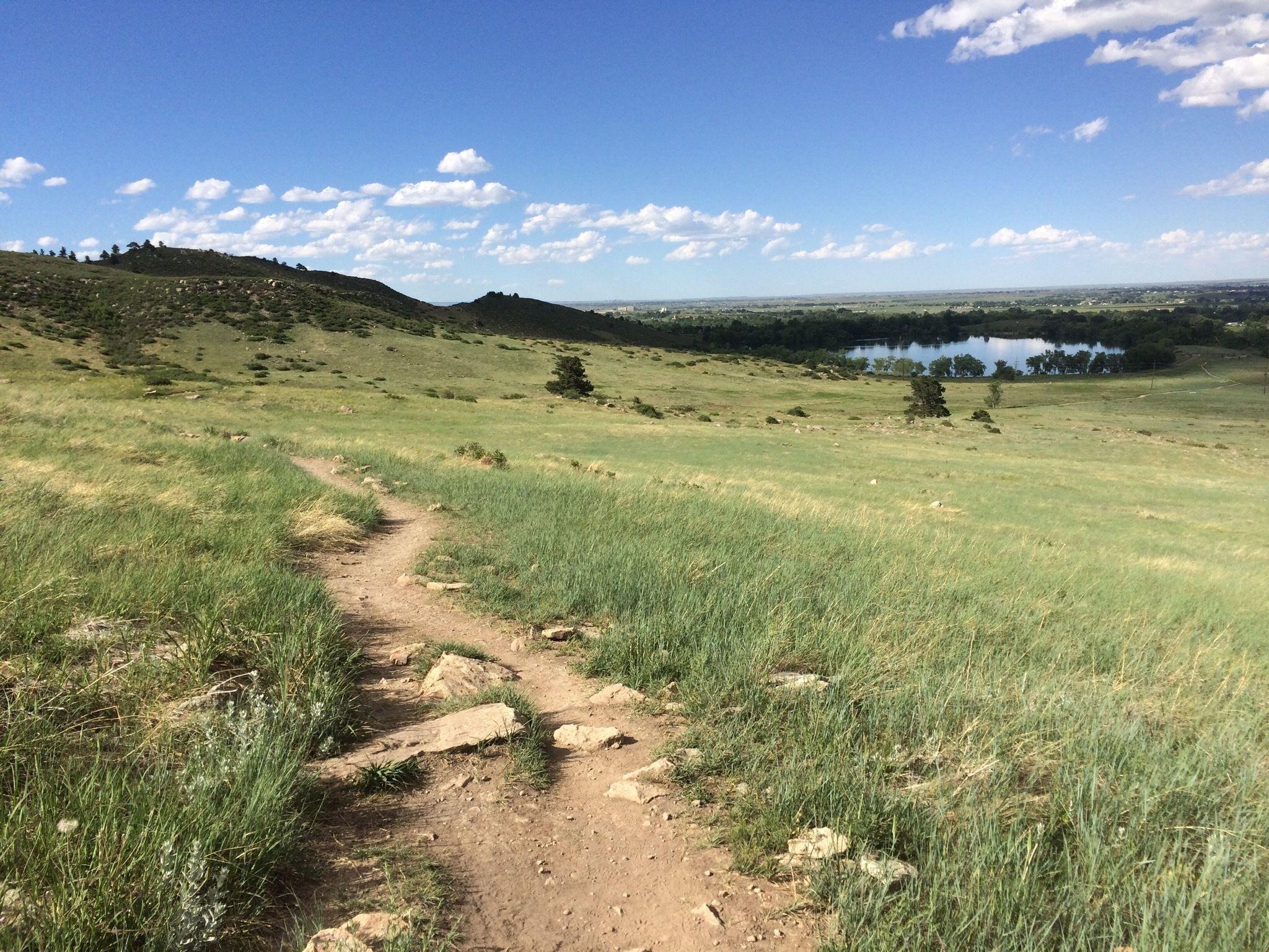 Reservoir Ridge Foothills Trail