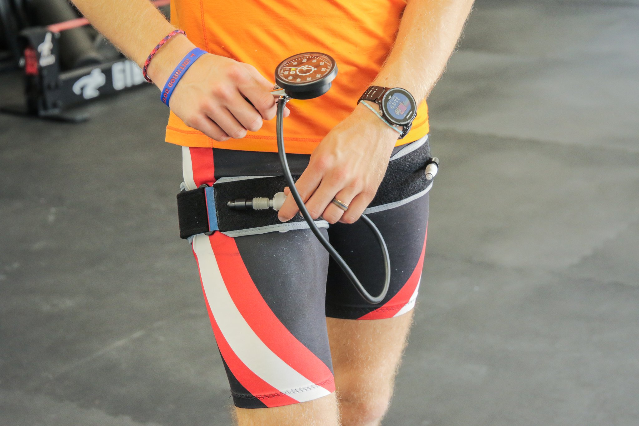 blood flow restriction