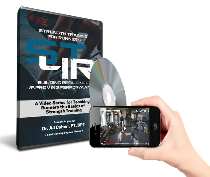 FREE video series:Strength Training Program for Runners - Access now.