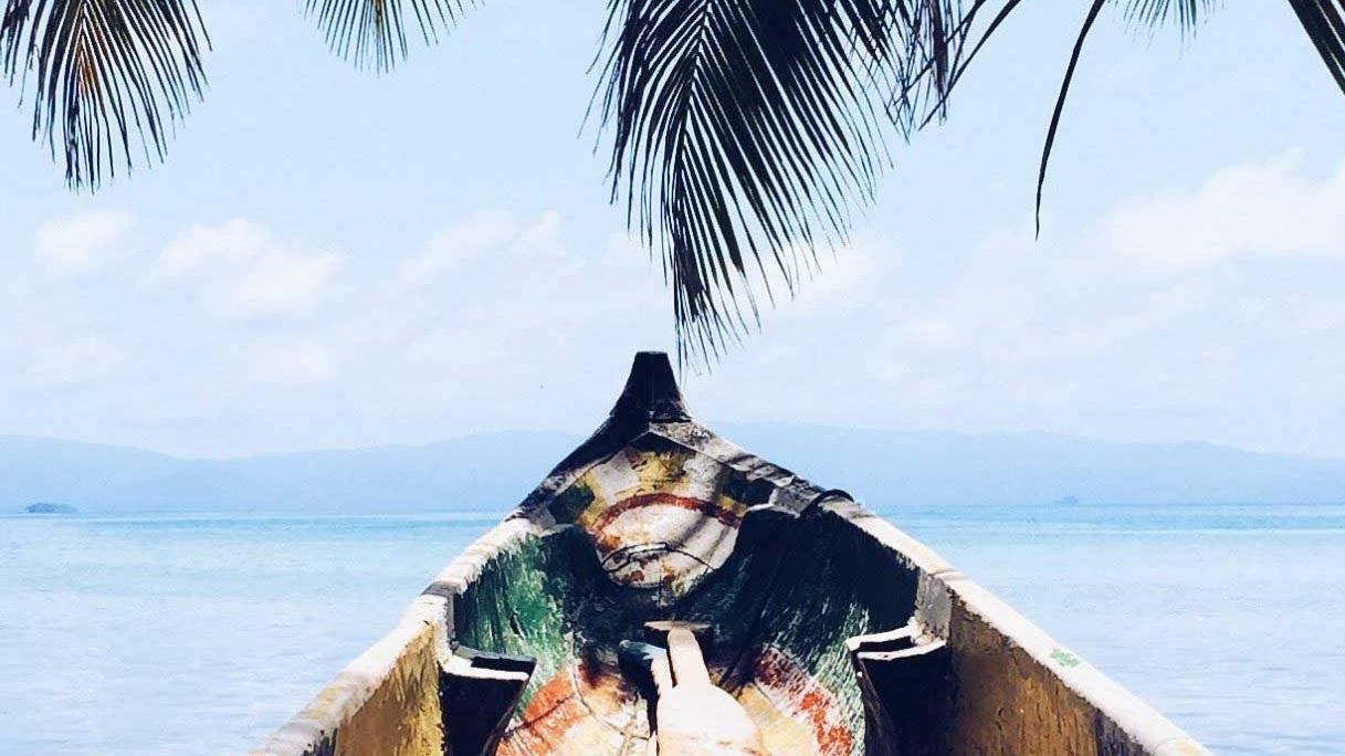 """….""""you should be able to imagine being in the Caribbean.. """"..""""je moet je het Caribisch gebied kunnen inbeelden""""…. -"""