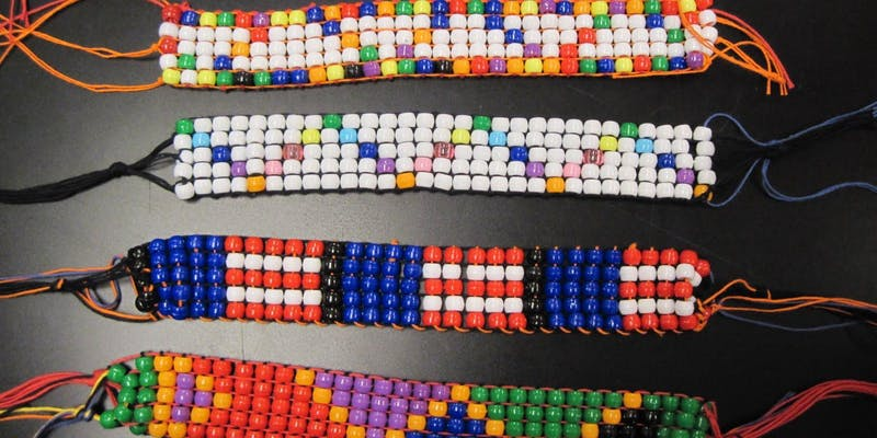 Friday, May 244:00pm to 5:00pm - WAMPUM BRACELET MAKINGAges 6+Pennington Public LibraryCelebrate Hopewell Heritage Weekend by making your own version of a wampum bracelet in the Lenni Lenape style with colored plastic beads. The Lenni Lenapes were the original people of New Jersey. They would traditionally wear a beaded headband, using wampum beads. Wampum beads are small cylindrical beads made from shells that were strung together and worn as decoration or used as money. The Lenape tribes were well known for their beadwork. Guardian presence requested. Part of Hopewell Valley Heritage Weekend. Registration required: https://wampumbracelets.eventbrite.com.Each child who makes a wampum bracelet will received one free movie voucher to Hopewell Theater. The vouchers are valid on most films from June–August.Each child who wears their wampum bracelet to the Civil War Encampment at The Hopewell Museum on Saturday May 25 will be entered into a drawing for a pair of tickets to one of Hopewell Theater's children's programs for the summer:Saturday, June 29—Family Fun Concert: Steve PullaraSaturday, July 13—Traveling Lantern Theatre Company: My Mother The AstronautSaturday, August 3—Family Fun Concert: Bee Parks and The Hornets