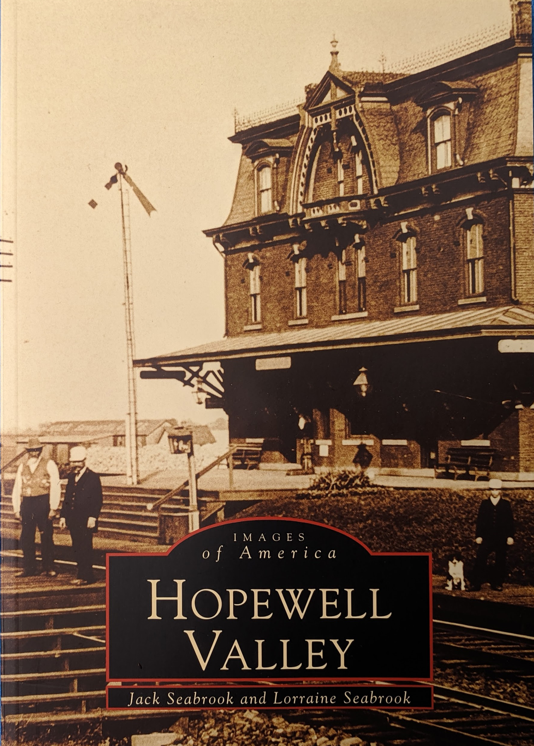 Images of America: Hopewell Valley    $20