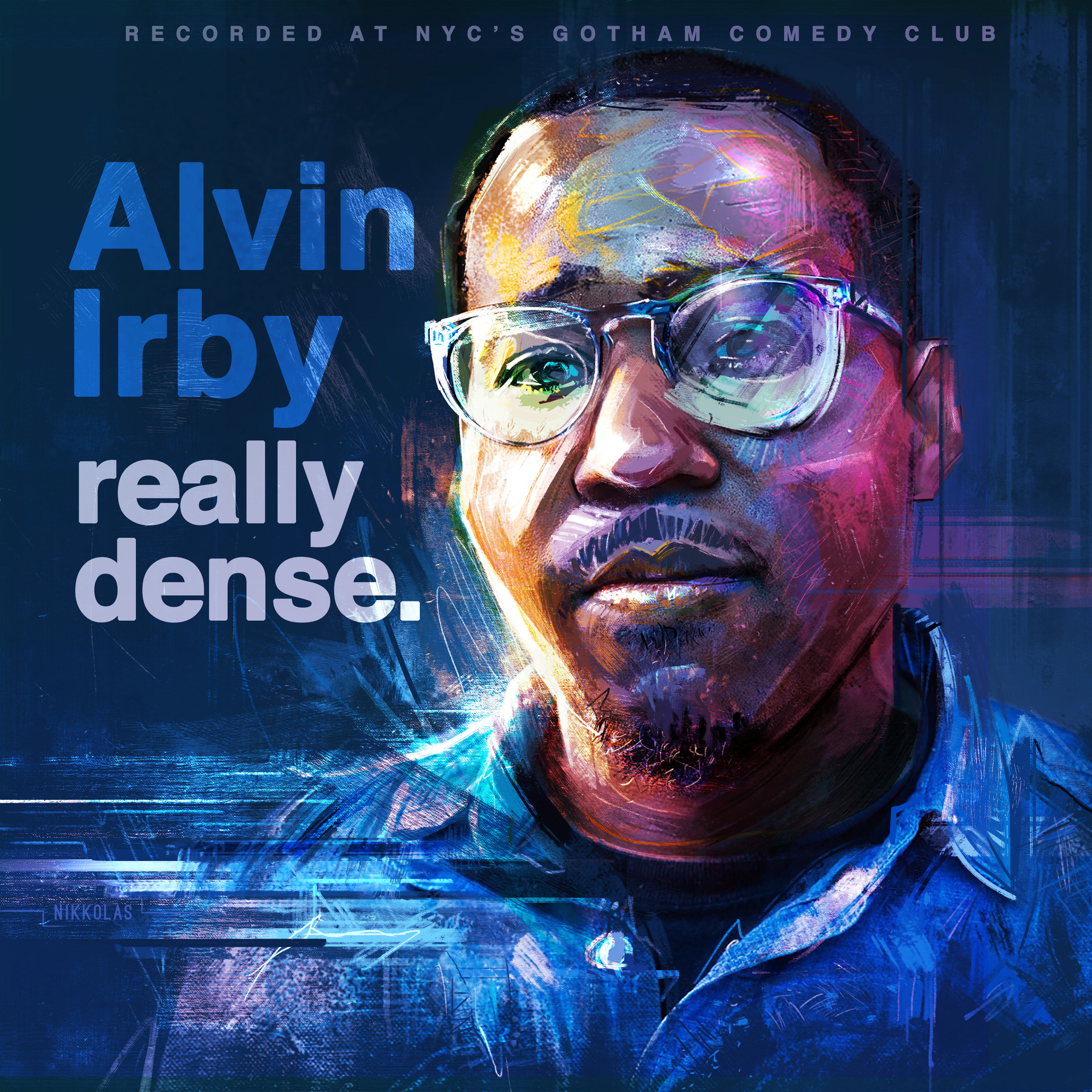 Alvin Irby Really Dense Album Cover.jpg