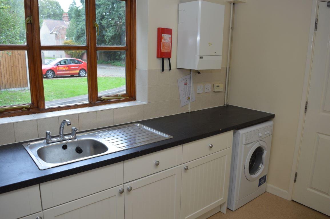 Kitchen in Nicholas Mews Norwich