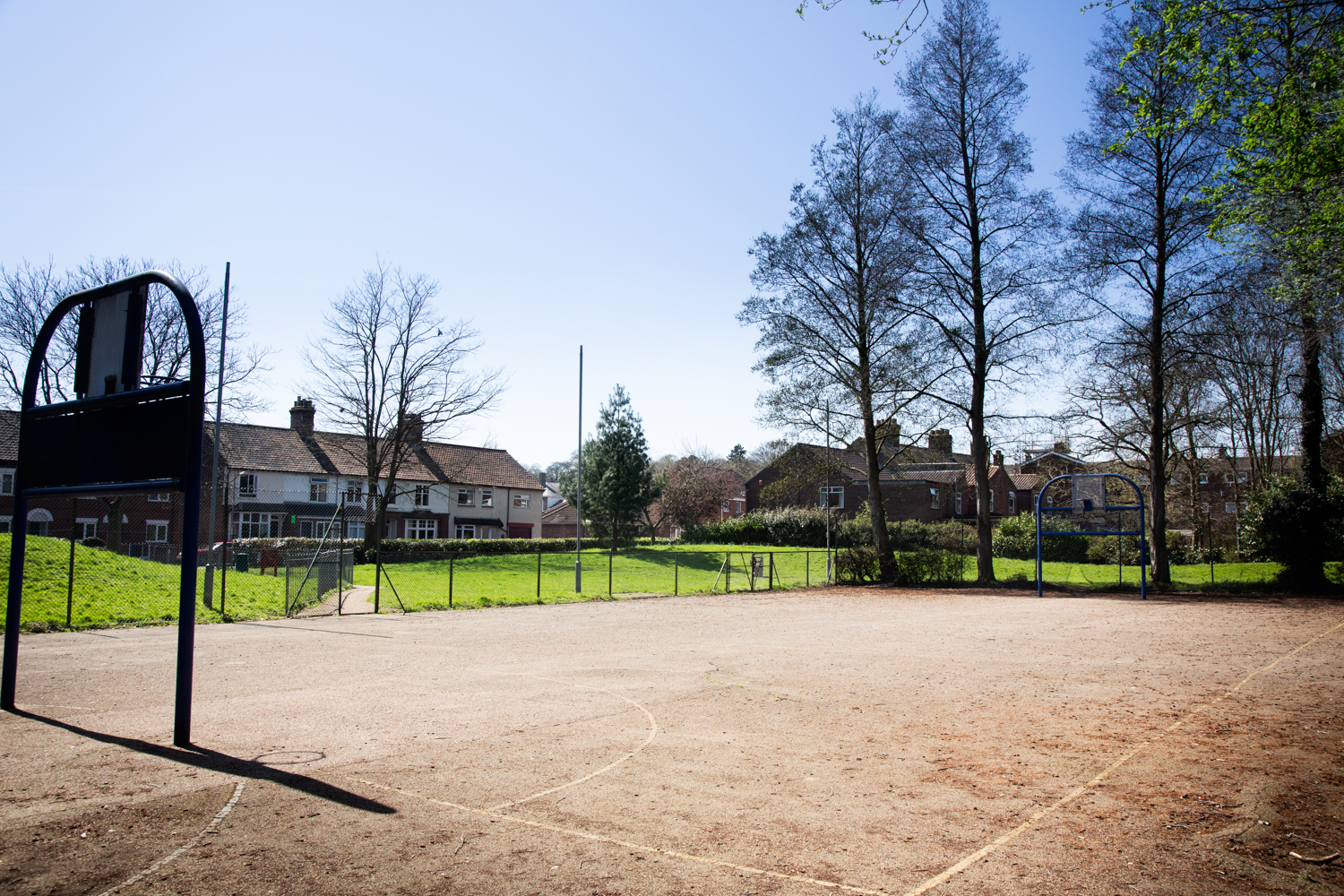 Nicholas Mews Sports ground