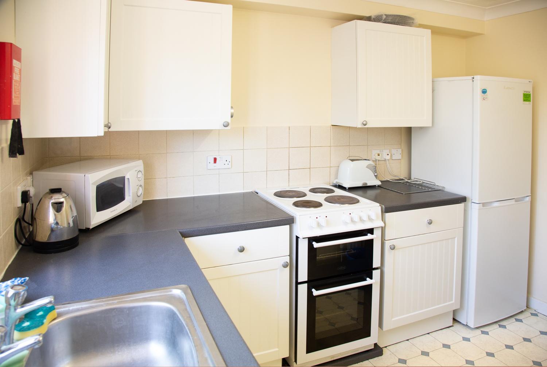 Modern Kitchen at Nicholas Mews