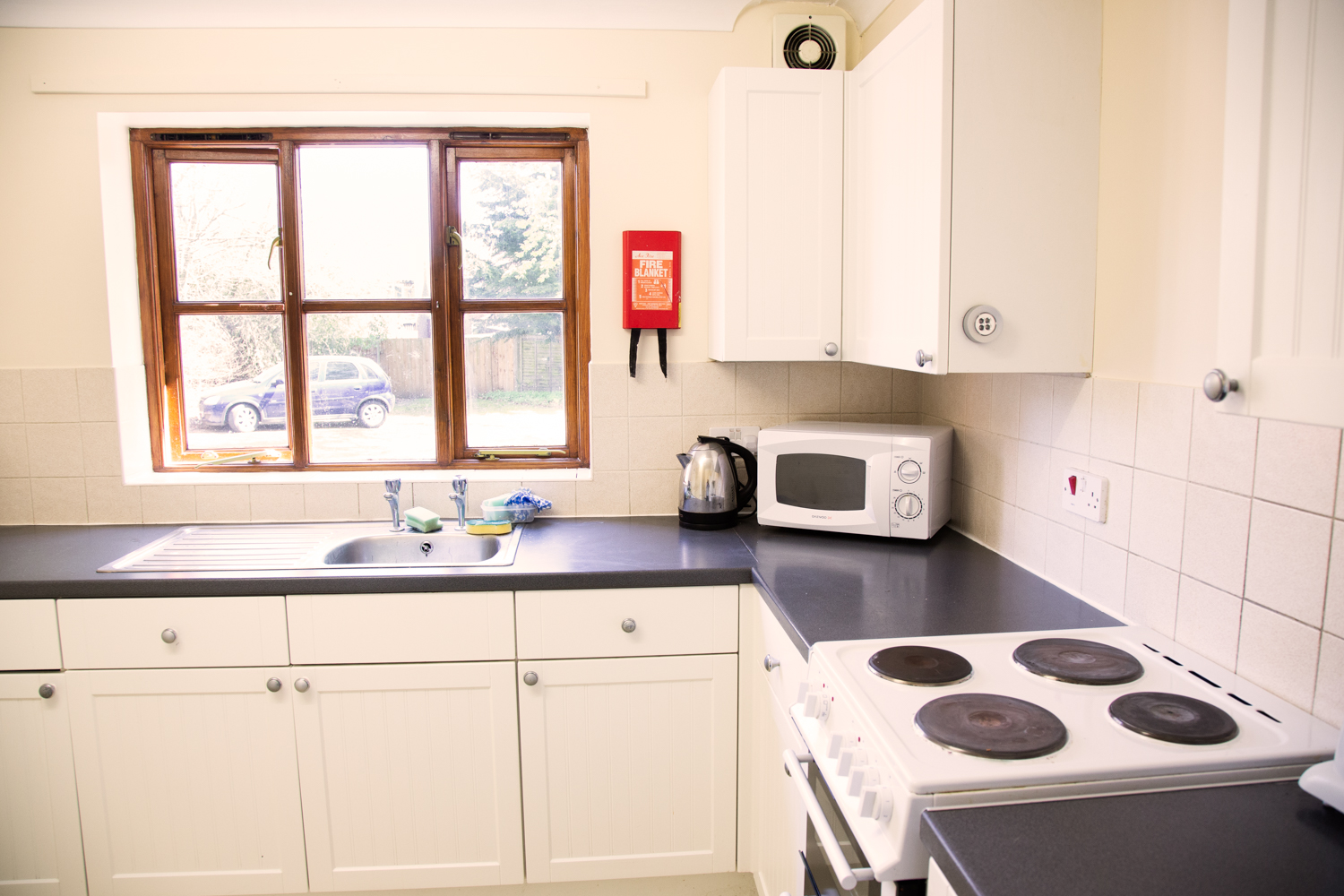 Kitchen at Nicholas Mews, Norwich's best value student accommodation