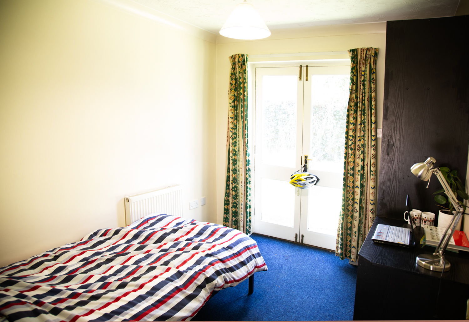 Great sized bedrooms at Nicholas Mews