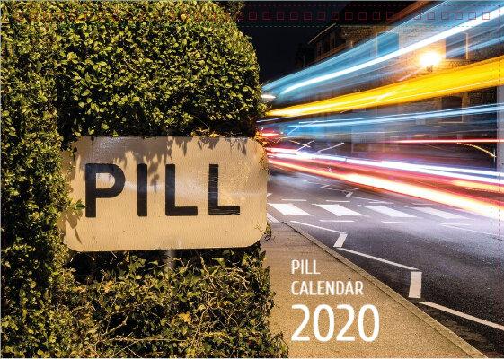 Pill 2020 Calendar