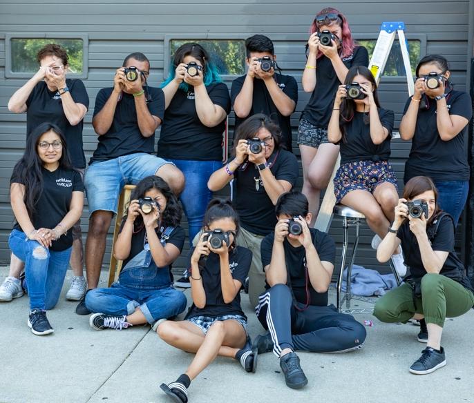 FreshLens Summer 2018 Participants
