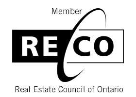 Real Estate Council of Ontario - RECO logo
