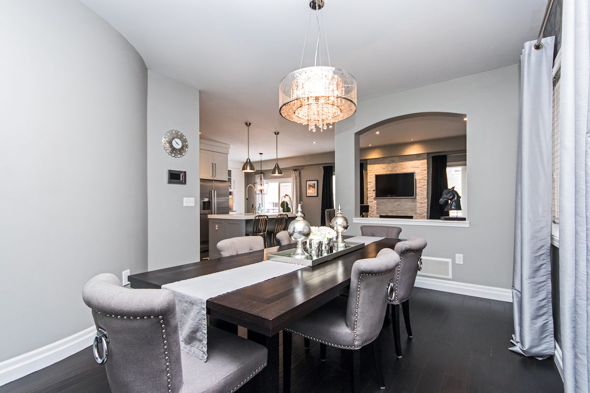 3344 Moses Way - Formal Dining Room - Alternative Angle