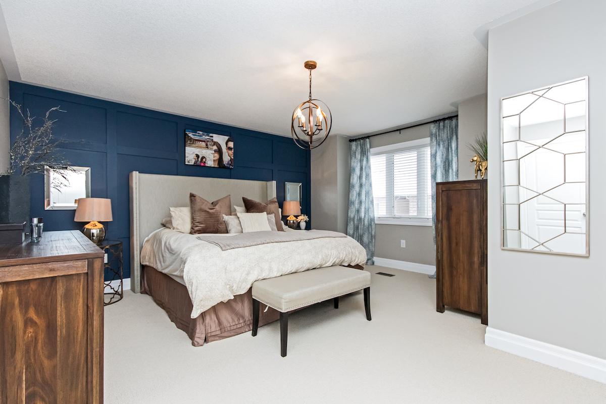 3344 Moses Way - Master Bedroom
