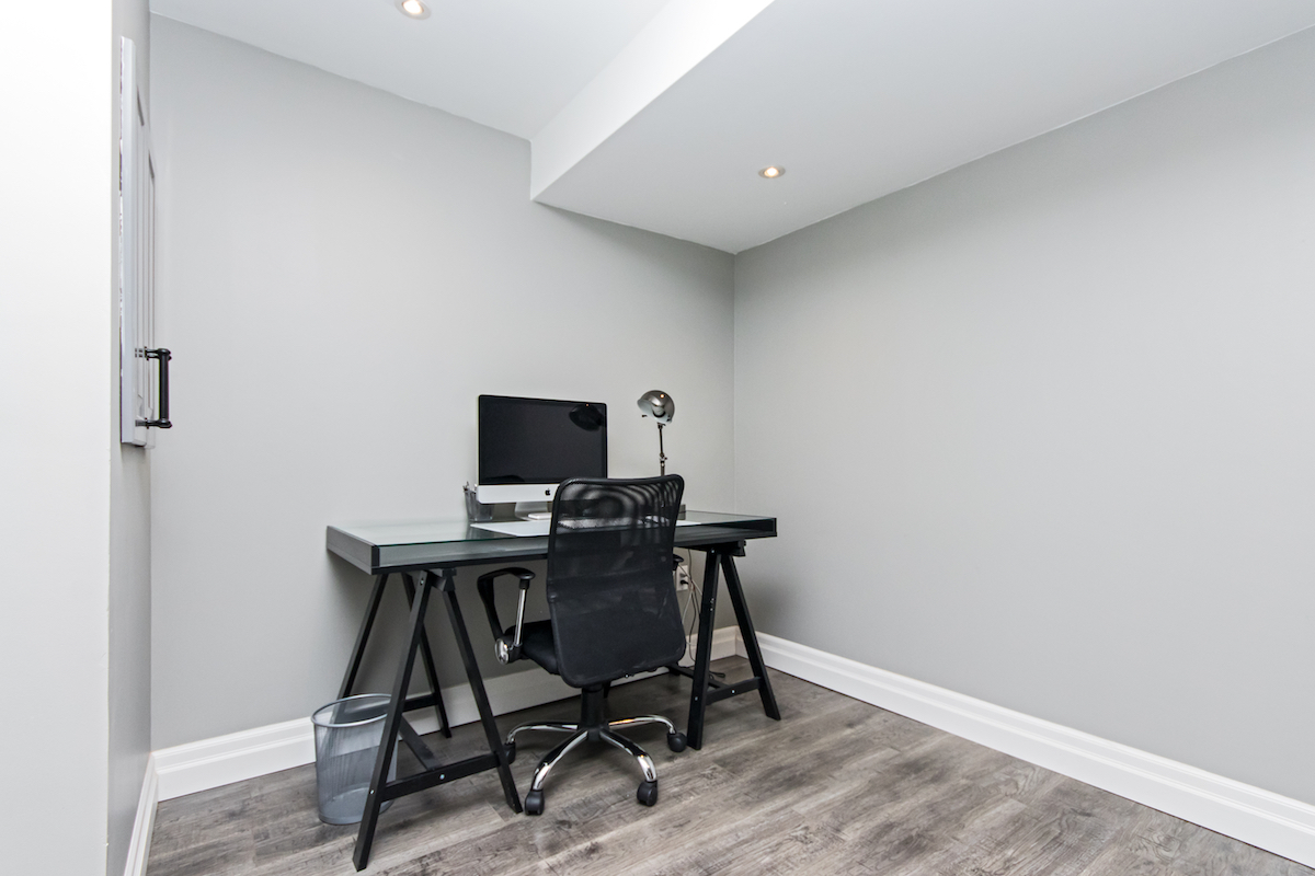 3344 Moses Way - Basement with Office Space