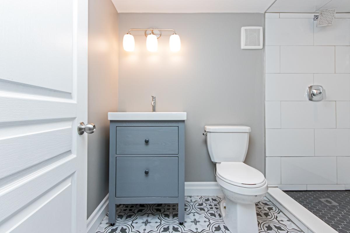 3344 Moses Way - Basement 3 Piece Washroom