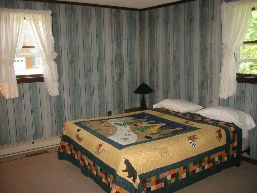 First Brookside Bedroom