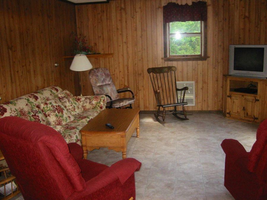 Brookside Living Area
