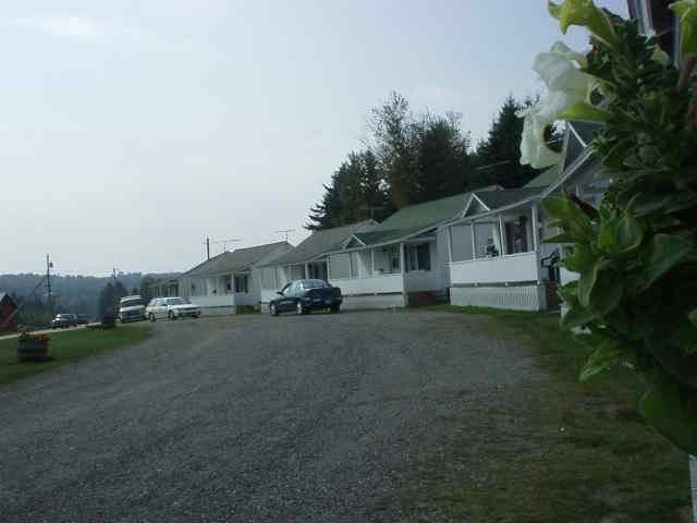 Circular Drive At Mountain View