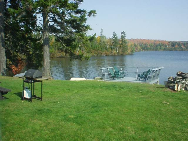 Back Lake View