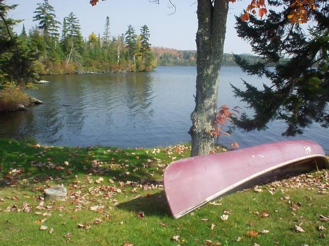 Alternate View Of Back Lake