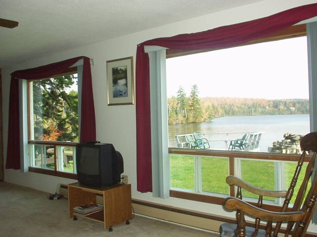 Alternate Living Area View