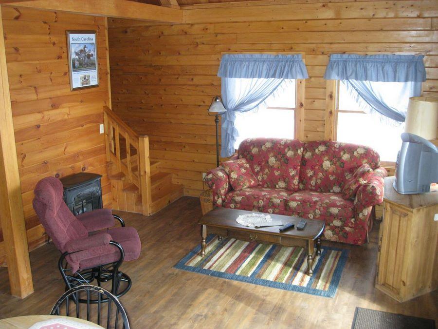 Tarns Living Area