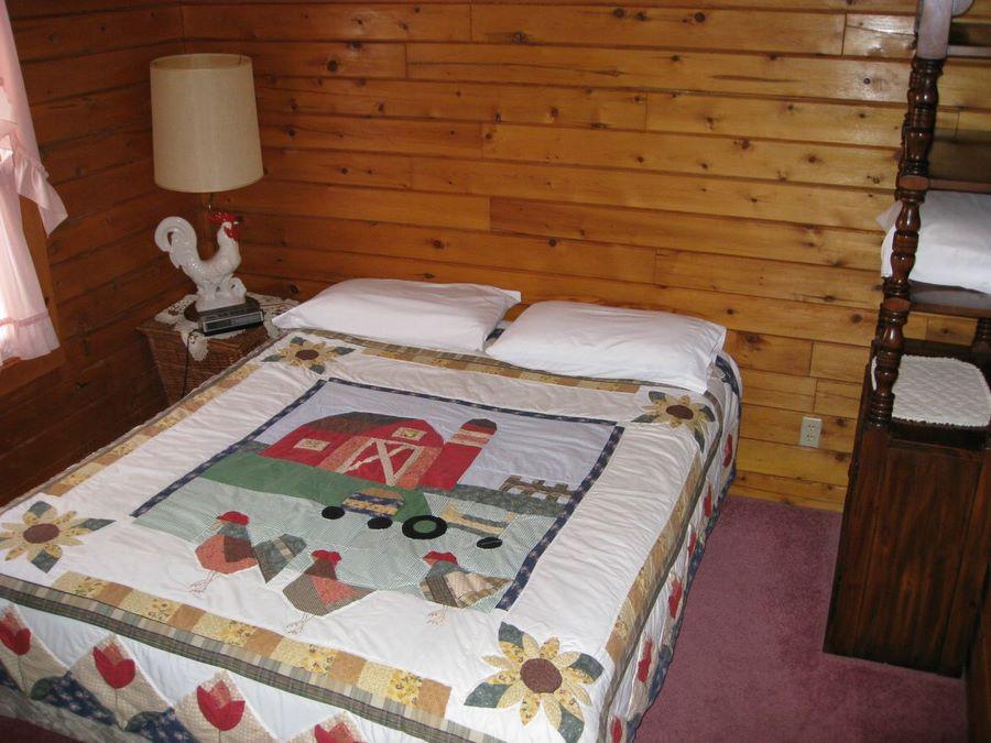Tarns Bedroom