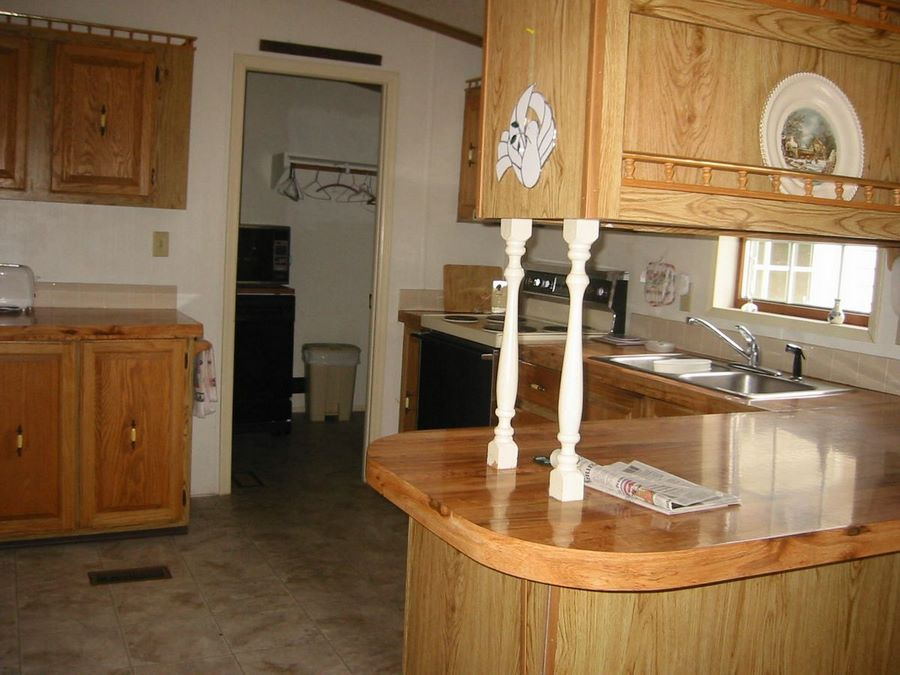 """Willy A"" Kitchen Area"