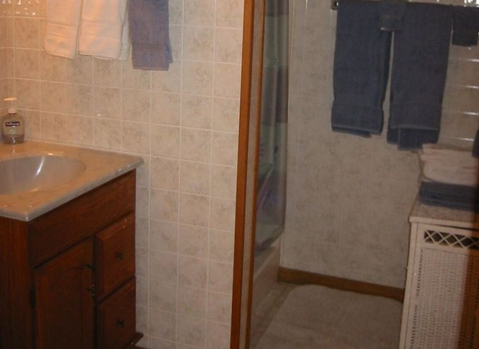 """""""Willy B"""" Bathroom"""