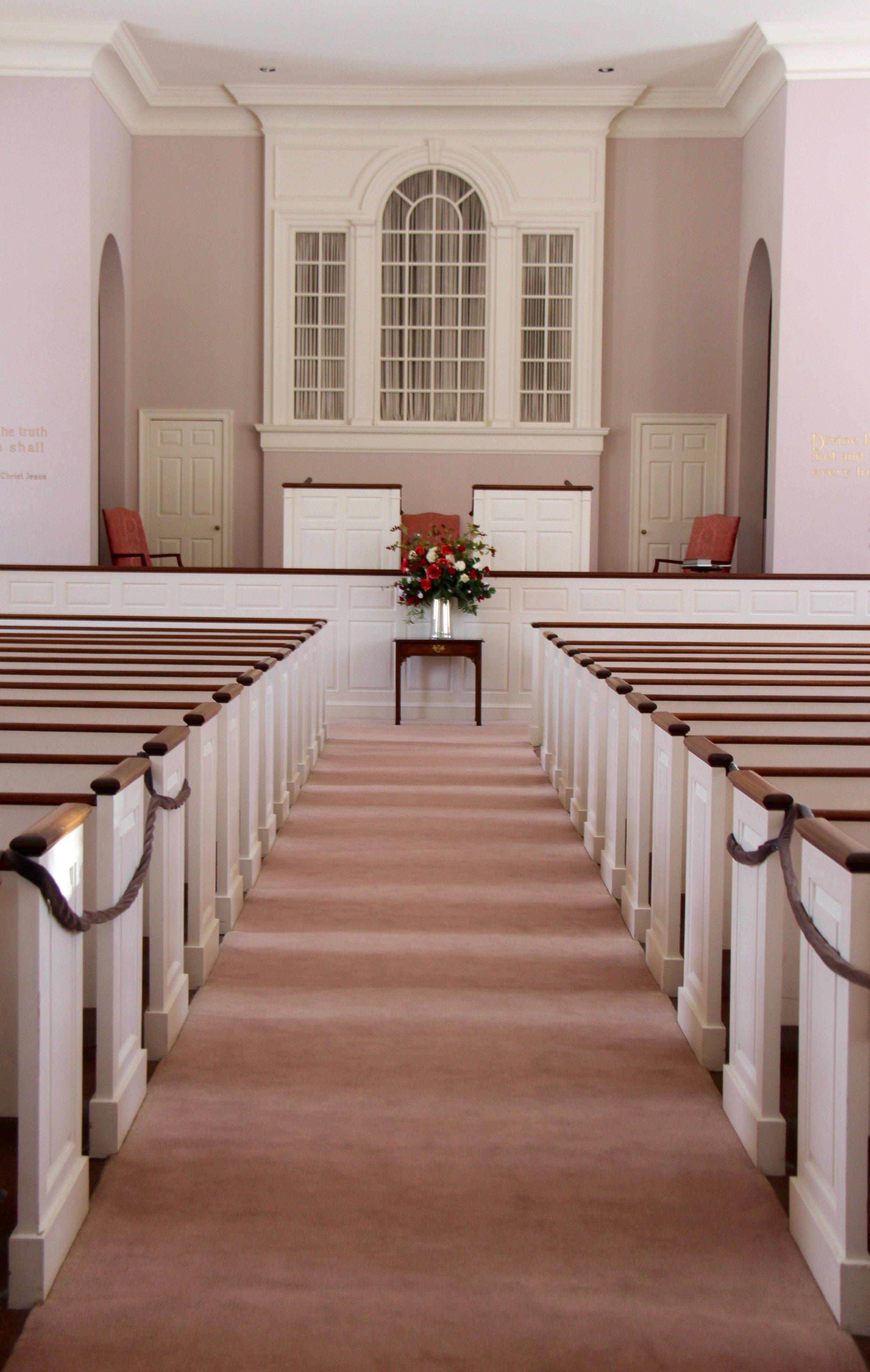Christian Science Church, Winchester Massachusetts