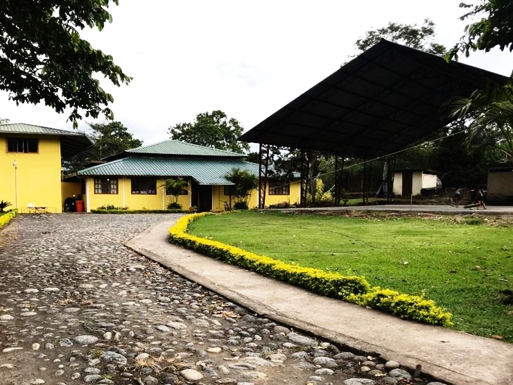 The Ecuador Hope House