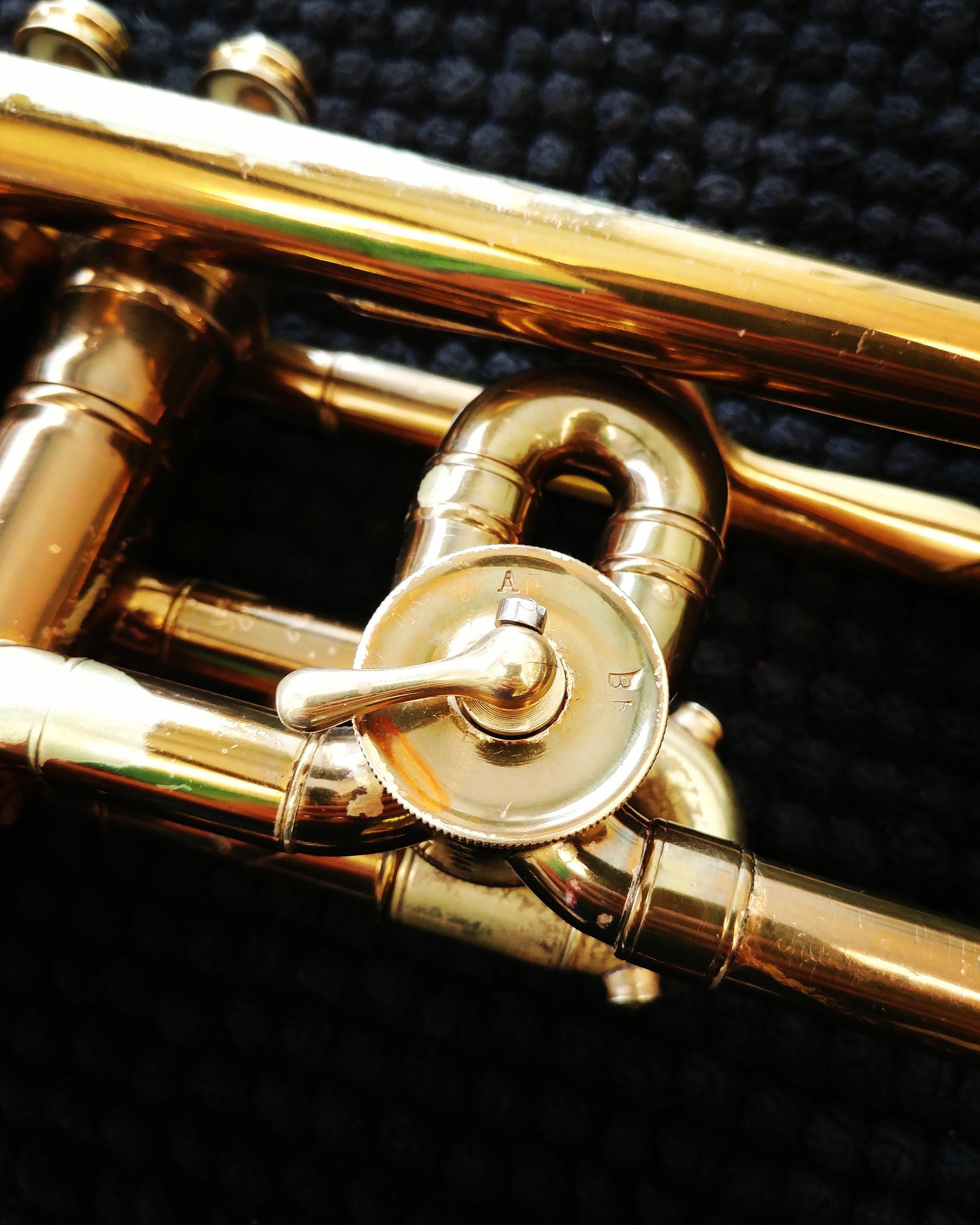 Conn Victor Trumpet