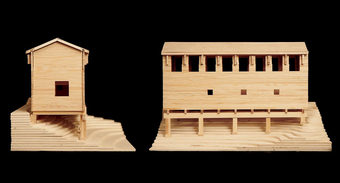 Strukturmodell, 1:50