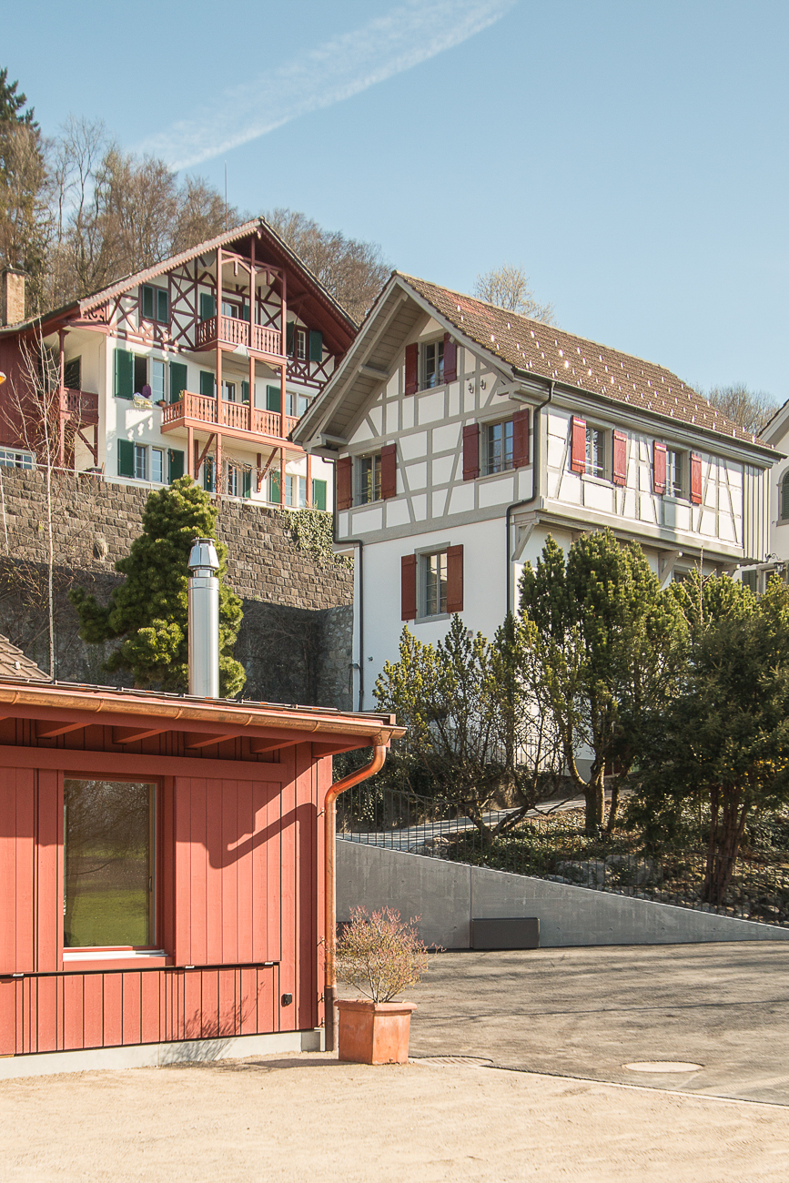 Zollhaus, Rapperswil, 2017