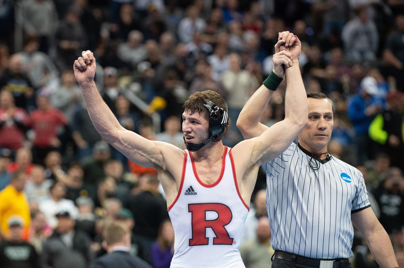 Featured Clinician NCAA Champion Anthony Ashnault
