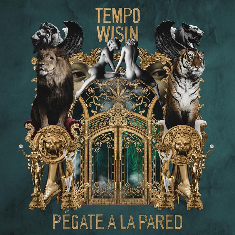 TEMPO X WISIN  COVER DESIGN