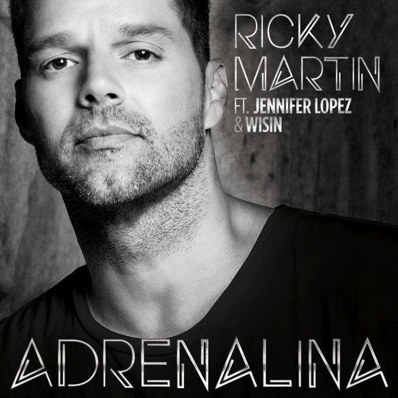RICKY MARTIN  COVER DESIGN