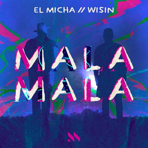 EL MICHA X WISIN  COVER DESIGN