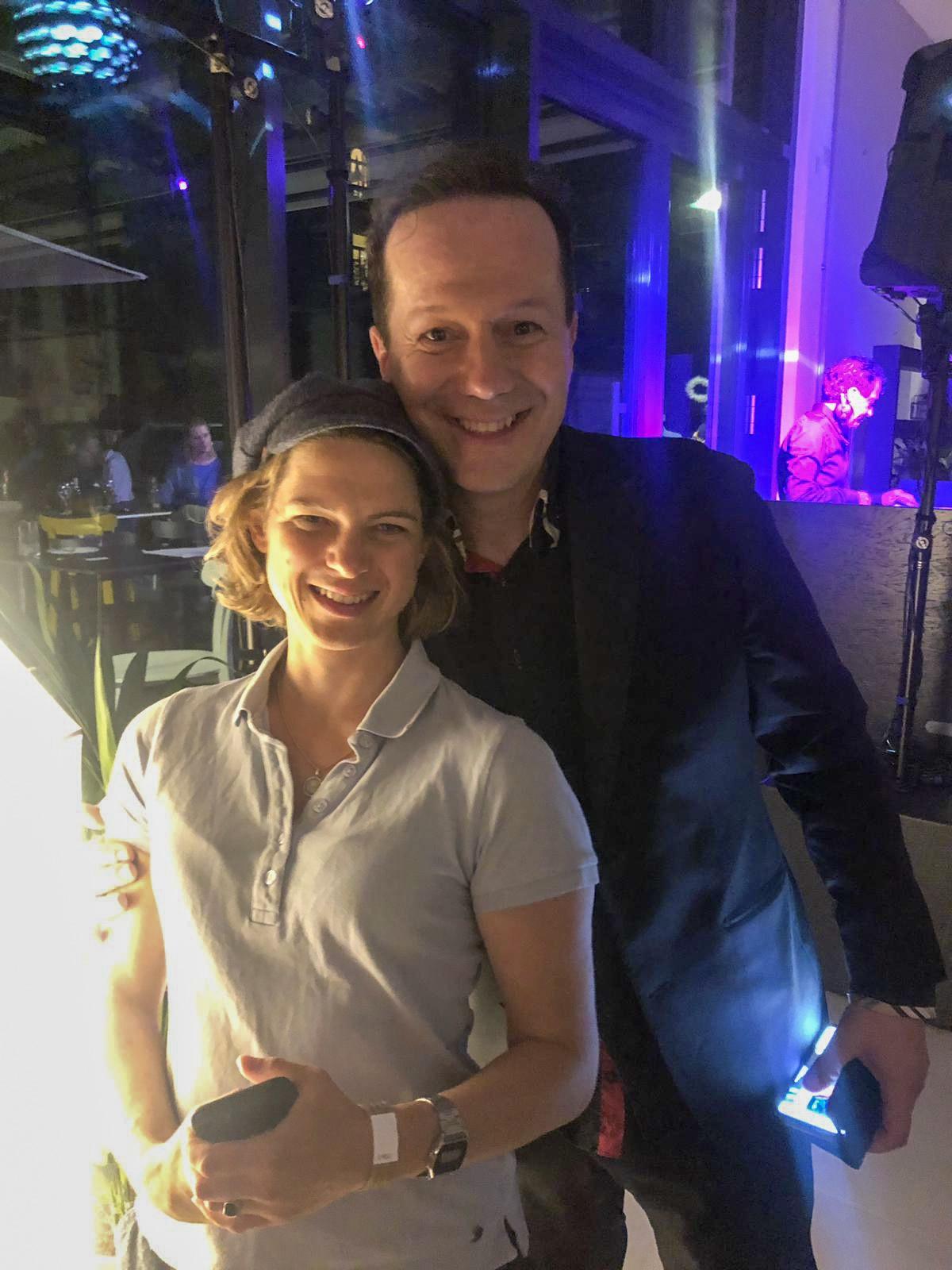 Anjorka (Schauspielerin) & Jörg (Voice-Artist)