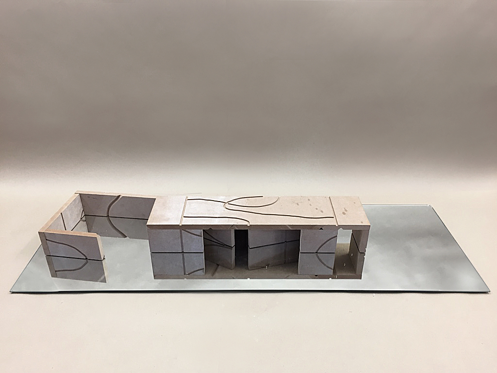 michael lynge architecture model